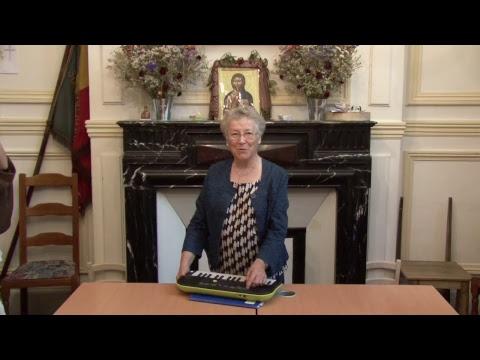 CDS Paris, 1er juin 2017: Hélène Sejournet - Mémorisation évangile