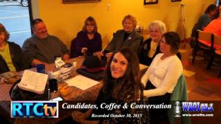 Public Meeting - Candidates, Coffee, and Conversation