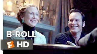 The Conjuring 2 B-Roll 2 (2016) - Vera Farmiga, Patrick Wilson Movie HD