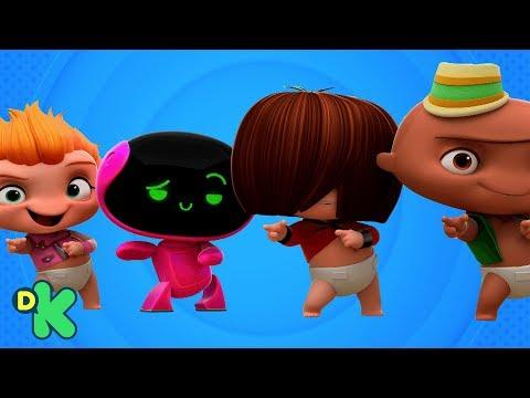 🎵Todas las canciones de Mini Beat Power Rockers | Discovery Kids
