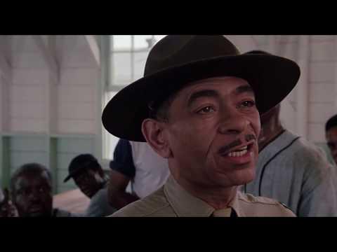 Preview Clip: A Soldier's Story (1984, Howard E. Rollins Jr., Adolph Caesar, Denzel Washington)
