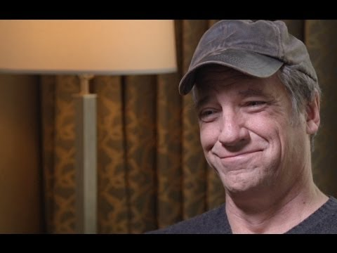 Mike Rowe On the High Cost of College
