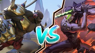 Genji VS Doomfist, which hero should you play and when? In this overwatch guide we compare and contrast the two heroes because they both have similar gameplay mechanics.►Twitch Stream: https://www.twitch.tv/lonehawktv►Twitter: https://twitter.com/L0NEHAWK►Discord: http://discord.gg/LoneHawk►Intro:  https://twitter.com/DennisValynMickey Valen - Meet Me (feat. Noé)https://www.youtube.com/watch?v=mBHTXQo65p8►Outro Music: TheFatRat - Jackpot (Jackpot EP Track 1)https://youtu.be/kL8CyVqzmkcLensko - Rebirth [NCS Release]https://www.youtube.com/watch?v=Ged81jWDE7Qhttp://twitter.com/LenskoNorway