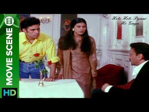 Drama Becomes The Truth | Jackie Shroff, Kajol, Atul Agnihotri & Ayesha Jhulka