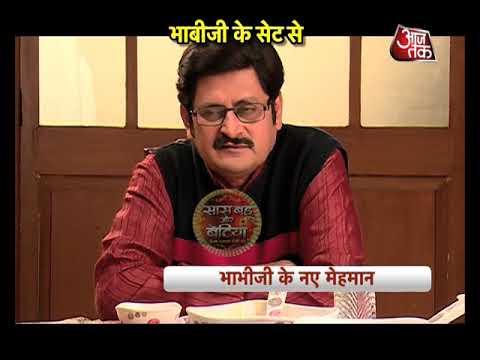 Bhabhiji Ghar Par Hai: Tiwariji ANGRY On Angoori B