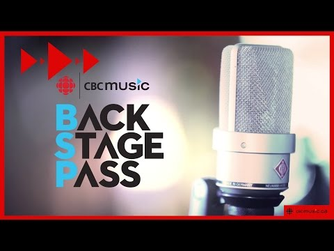 CBC Music Backstage Pass ep 2-22 - Tokyo Police Club 'First Play Live'