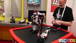 LEGO EV3-31313 功能示範