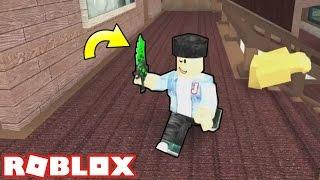 Exotic Knife Roblox Murder Spree! (Roblox Assassin)