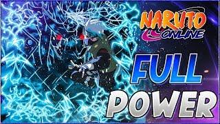Naruto Online | Susanoo Kakashi Position 1