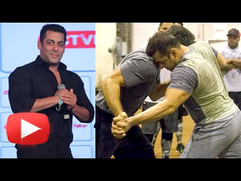 Salman Khan Worried About His Physique For Sultan