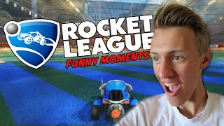 ROCKET LEAGUE - GREATEST GOAL OF ALL TIME! (Funny Moments)