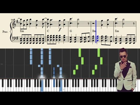 Panic! At The Disco: Golden Days - Piano Tutorial + Sheets