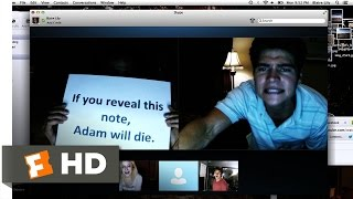 Unfriended (2014) - The Note Scene (7/10) | Movieclips