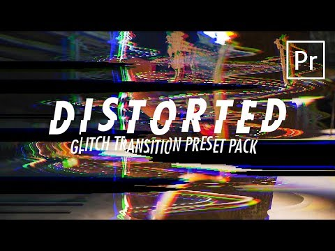 Download How To Create Rgb Split Color Glitch Distortion Video