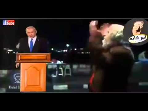 بالفيديو.. حناوي لـ  نتنياهو :  ربنا يكرمك