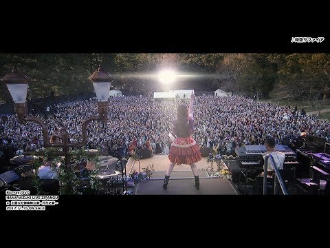 水樹奈々「出雲大社御奉納公演〜月花之宴〜」ダイジェスト映像