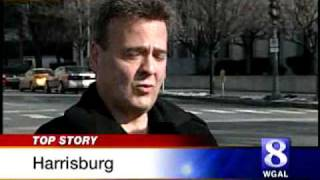 VIDEO: Retired Cop Pleased With Sentence For 'Dumbest Criminal' In Pa.