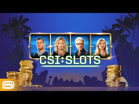 CSI: Slots - Launch Trailer