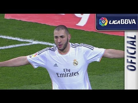 Resumen De Real Madrid (4-2) Villarreal CF  - HD - Highlights