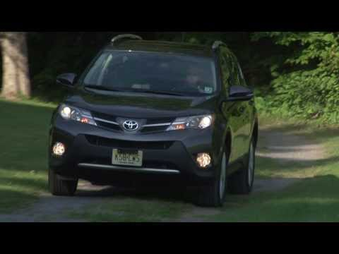 2013 Toyota RAV4 – Drive Time Review with Steve Hammes