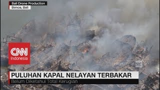 Video Indikasi Adanya Dugaan Pembakaran Puluhan Kapal Nelayan di Pelabuhan Benoa MP3, 3GP, MP4, WEBM, AVI, FLV Oktober 2018