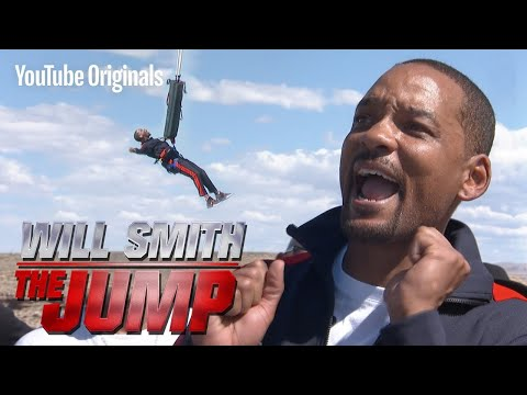 Will Smith Reacts to His 50th Birthday Bungee Jump - Thời lượng: 4:31.