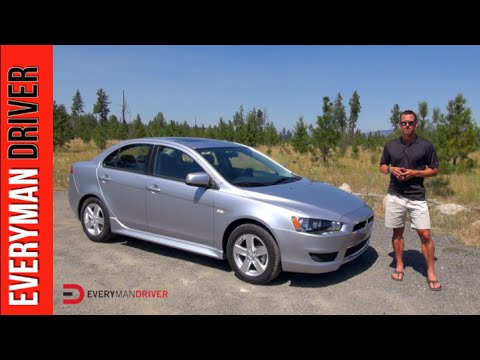2014 Mitsubishi Lancer | New Car Review | on Everyman Driver