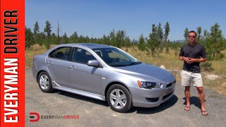 2014 Mitsubishi Lancer DETAILED Review On Everyman Driver