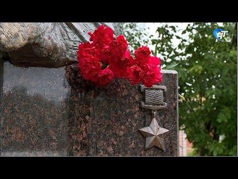 Ровно 76 лет назад Александр Панкратов совершил подвиг воина-героя