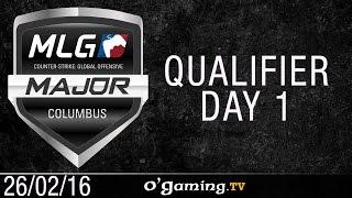 Gambit vs Cloud9 - MLG Columbus 2016 - Qualifier Day 1