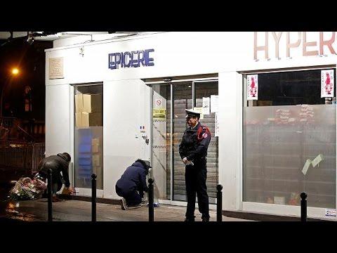Η Γαλλία θυμάται τα θύματα της επίθεσης στο εβραϊκό παντοπωλείο