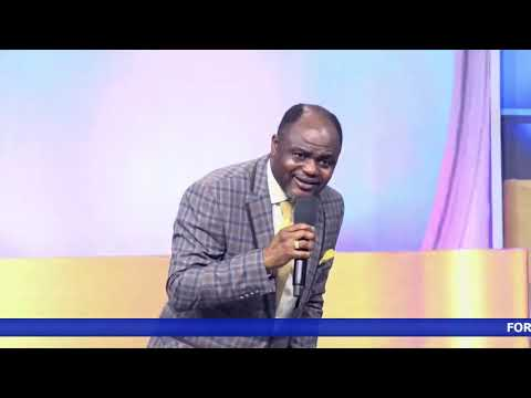 Being Filled With The Spirit. (Part 4) - Dr Abel Damina