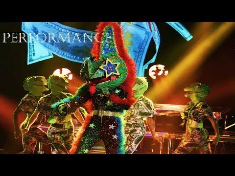 THE MASKED SINGER #5 | Chameleon - Regulate