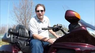 10. 2008 Honda Goldwing GL1800 HPNM stock # 9-2119 walk around review