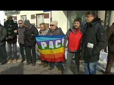 Αυστρία: Ανθρώπινη αλυσίδα ενάντια στους φράχτες
