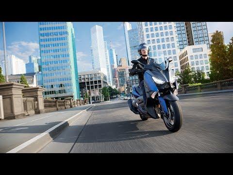 2018 Yamaha X-MAX 400!