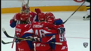 Локомотив - Северсталь 6-5 Б