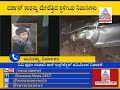 Live Report From Darshan's Car Accident Spot | Producer Munirathna Reaction