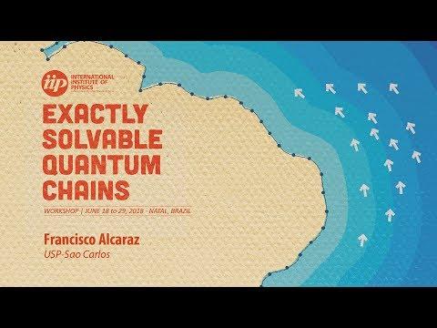 Free parafermionic quantum spin systems - Francisco Alcaraz