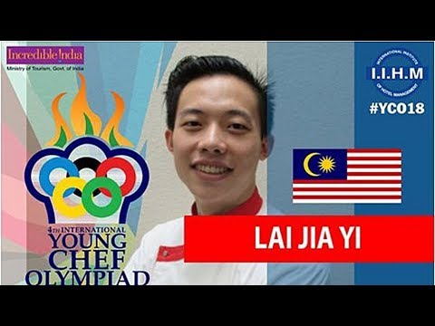Malaysian Culinary Arts Student Wins Olympiad Title