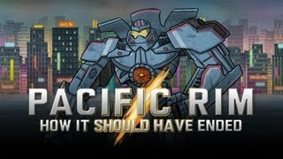 Video How Pacific Rim Should Have Ended MP3, 3GP, MP4, WEBM, AVI, FLV Desember 2017