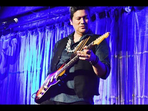 "INDIGENOUS - MATO NANJI ""EVERYWHERE I GO"" HD LIVE 6/14/17 CHICAGO"