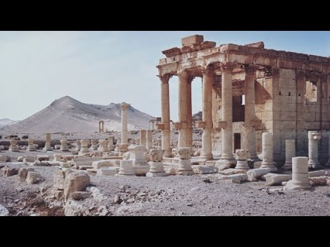 ISIS destroys ancient Syrian temple
