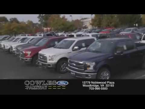 Where PRICE Sells Cars – Cowles Ford Escape Serving Stafford VA