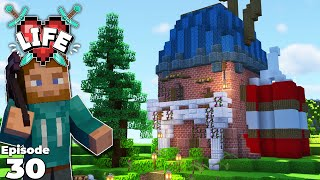 X Life : I BUILT A DEADLY CASINO #30 Minecraft modded let's play