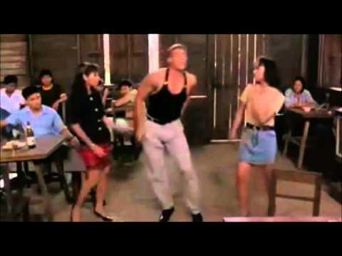 Όταν ο Jean Claude Van Damme χόρευε τα Καγκέλια (video)