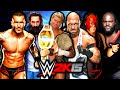WWE 2K15: Randy Orton VS Dolph Ziggler VS Ryback VS Luke Harper VS Mark Henry VS Kane [FR//HD]