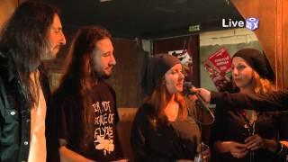 Интервю- Силует ,LiveBOX, Club Backstage-22.01.2013