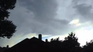 Anvil Cloud-Time Lapse-Part Two
