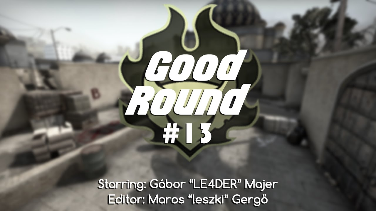 Good Round #13 | LE4DER vs. mix.